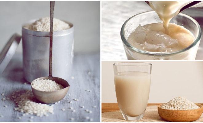 Las maravillas del agua de arroz, ¡tienes que probarlas!
