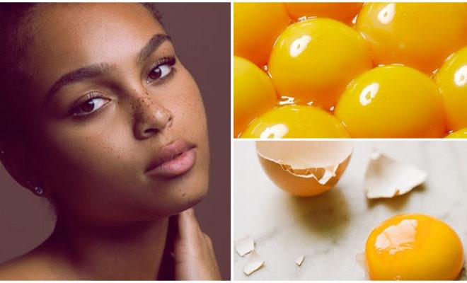 Mascarillas de huevo para tu rostro ¡que sí funcionan!