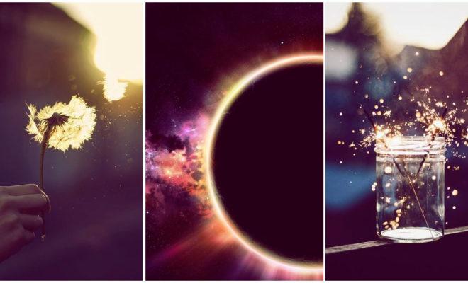 Cómo pedir un deseo durante el eclipse