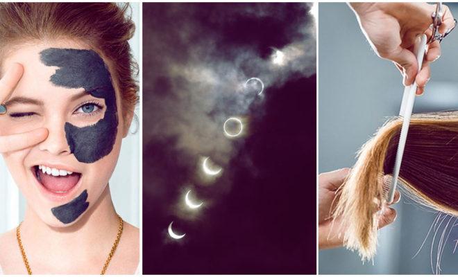 Rituales de belleza que todas deberíamos hacer durante el eclipse