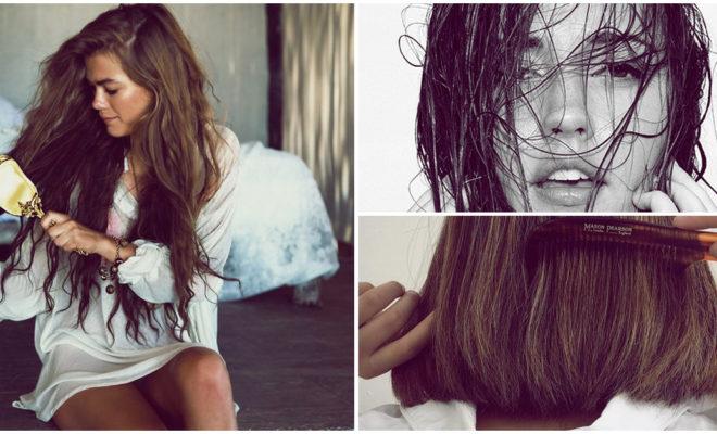Cepilla tu cabello de la manera correcta con estos consejos