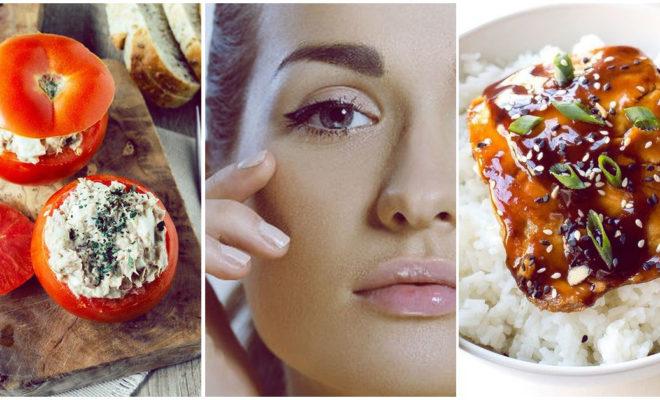 Qué comer para evitar las líneas de expresión