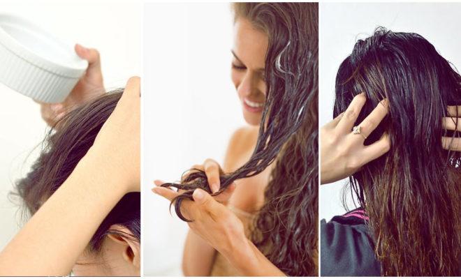 Reglas para aplicar tu mascarilla para el cabello de manera exitosa