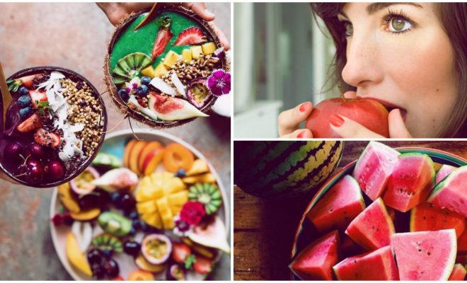 ¿Cuánta fruta es recomendable comer al día?