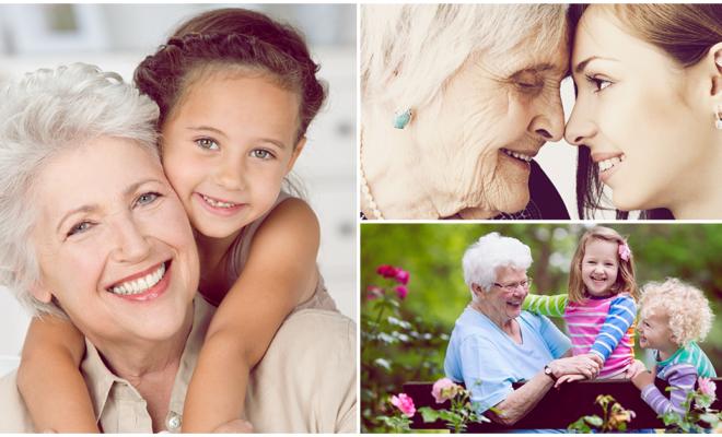 TODO lo que debes agradecerle a tu abuela ahora que la tienes a tu lado