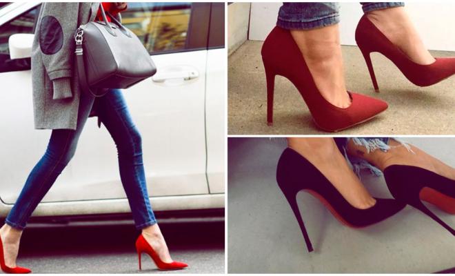 Los stilettos son la clave para verte más elegante en una cita
