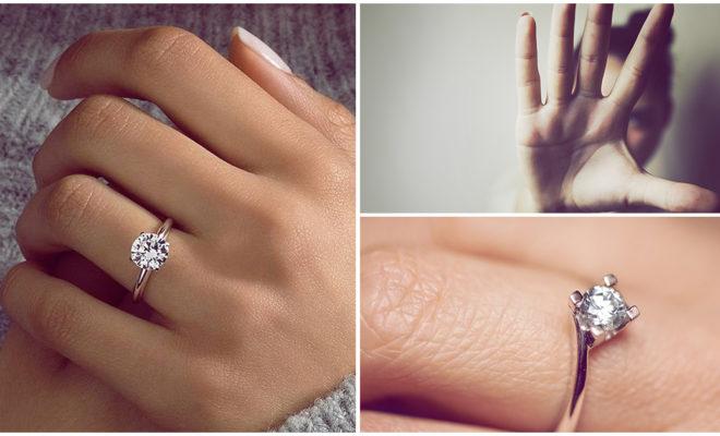 Traer puesto el anillo de compromiso no siempre es bueno, descubre por qué