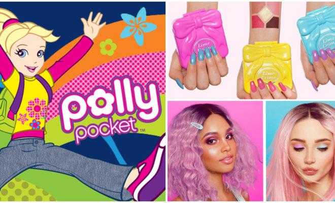Maquillaje de Polly Pocket, para revivir a la niña que llevas dentro