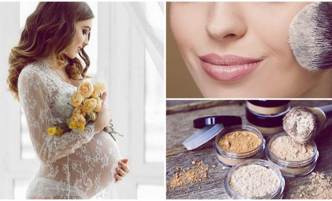 Tips de makeup para las mujeres embarazadas