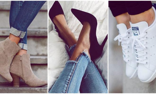 Zapatos básicos que debes tener en tu armario