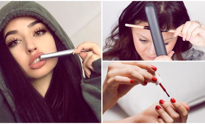 Hacks de belleza para tu maquillaje, cabello y uñas