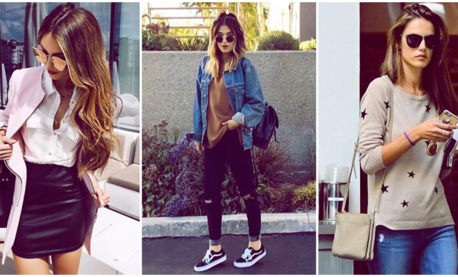 Prendas que siempre te darán más estilo sin importar el look