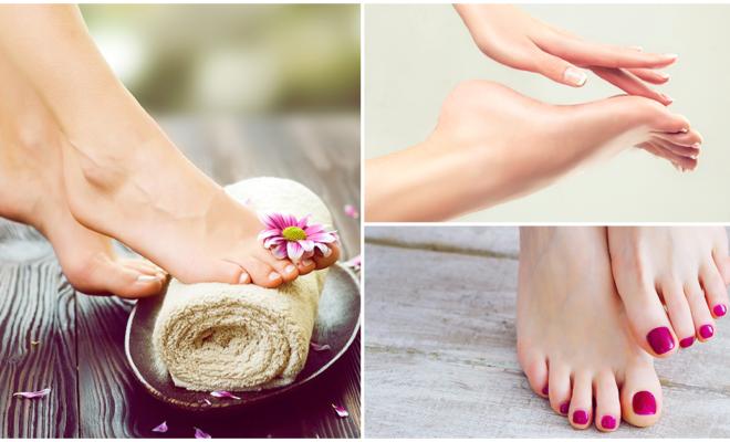 Aprende a cuidar y a consentir tus pies con estos sencillos consejos