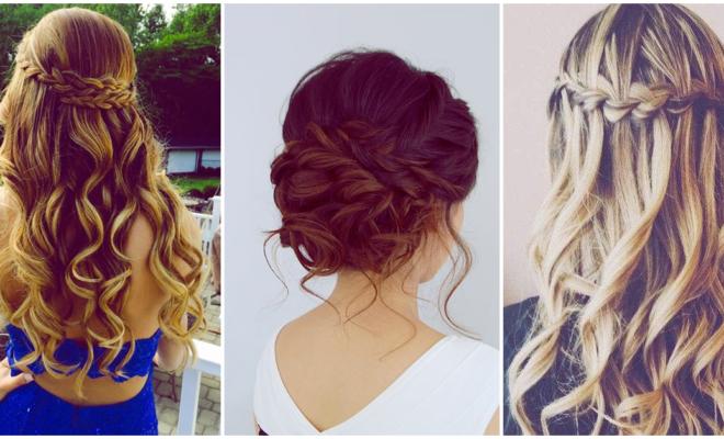 Los mejores peinados para lucir hermosa en tu cita romántica