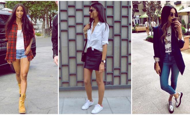Outfits para los días en que se te hace tarde, ¡estarás lista en un dos por tres!