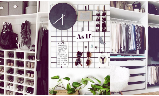 Aprende a organizar tu armario para aprovechar todas tus prendas