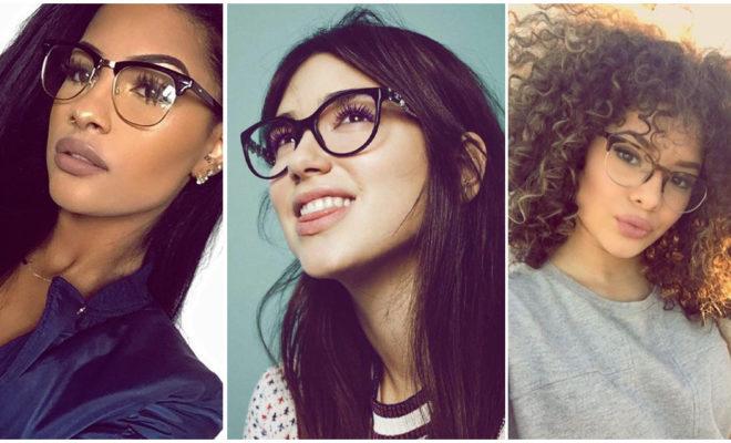 Los mejores peinados para la chicas con gafas