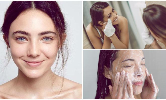 Consiente la piel de tu rostro en cinco pasos
