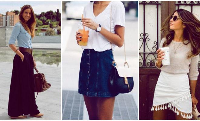 Faldas que nunca debes llevar a un evento formal