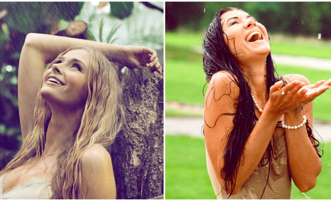 Con estos consejos controlarás tu cabello en días lluviosos 🦁💇☔️