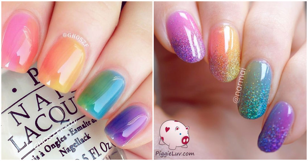 6 diseños de uñas super originales que tienes que intentar