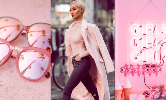 Pink millennial, el color de moda que debes probar