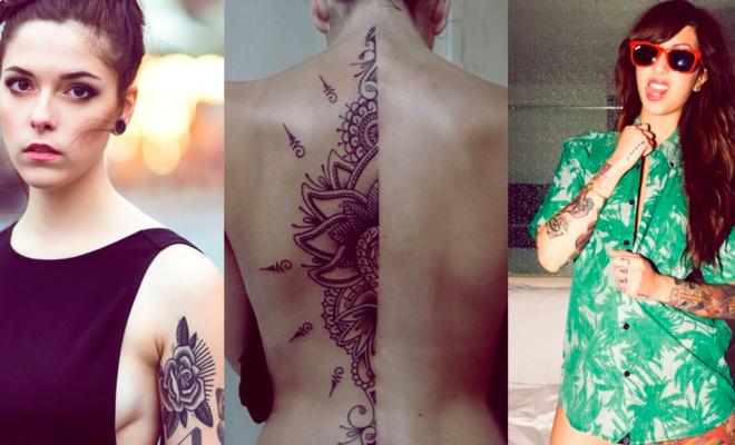 Tatuajes con estilo que no pasarán de moda