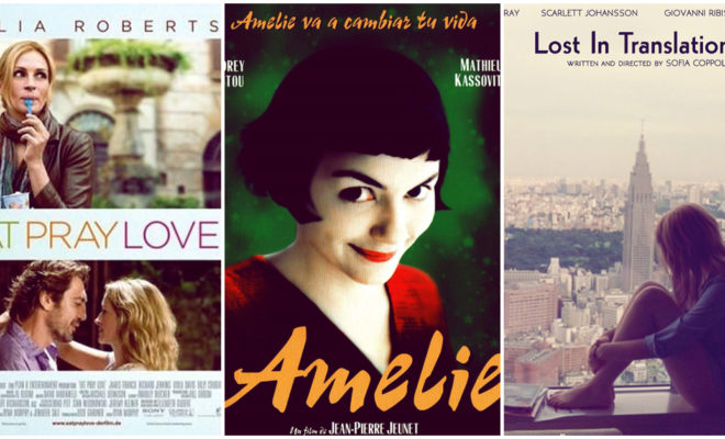 Películas que tienes que ver si eres una mujer que ama viajar