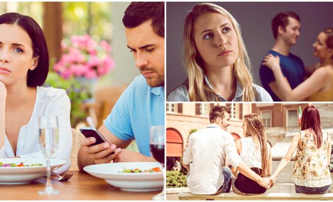 7 señales de que tu pareja puede tener un amorío emocional