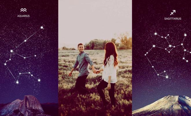 Signos del zodiaco que funcionan como amigos con beneficios