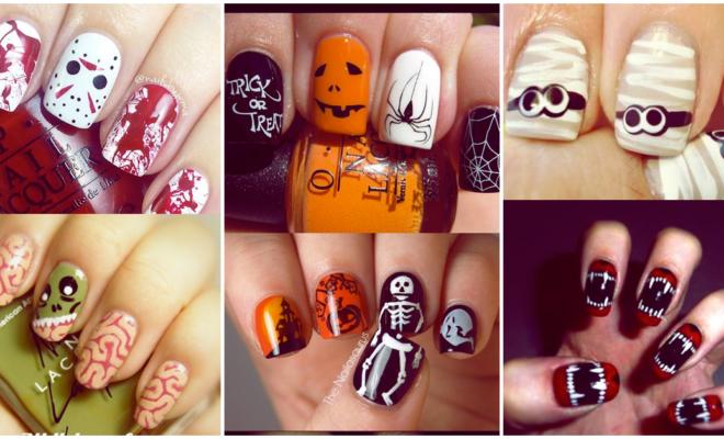 Manicuras monstruosas para este día de Halloween
