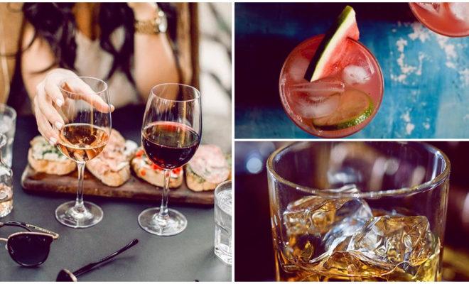 Bebidas con alcohol que puedes tomar si estás a dieta