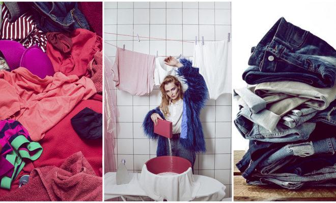 Si haces esto podrías estar dañando tus prendas favoritas