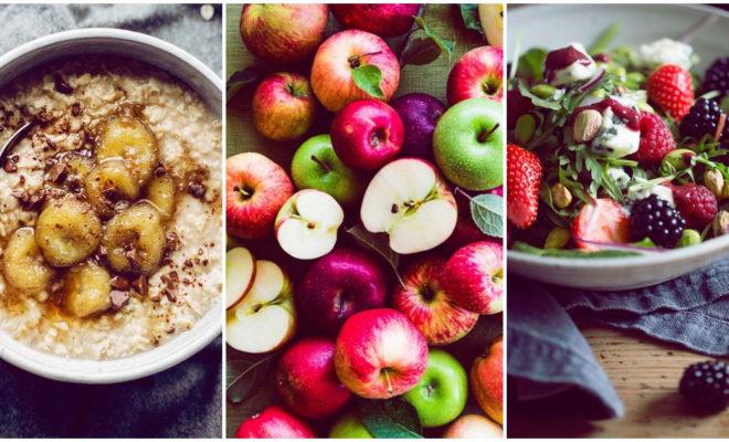 7 alimentos que te dejarán saciada durante la cena