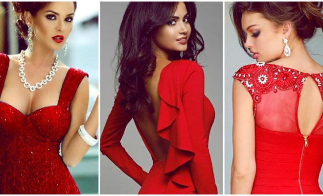 Cómo lucir preciosa en prendas de color rojo sin verte fuera de lugar