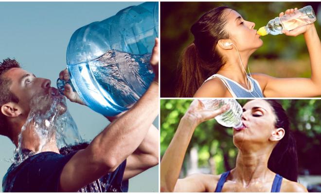 Beber más de dos litros de agua al día, ¿sí o no?