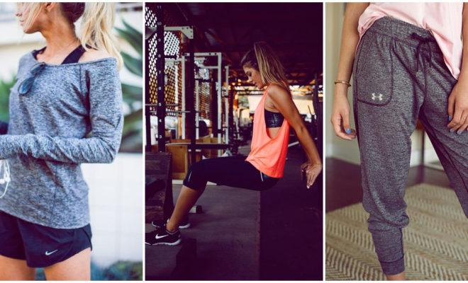 5 diferentes outfits para lucir más guapa en el gym
