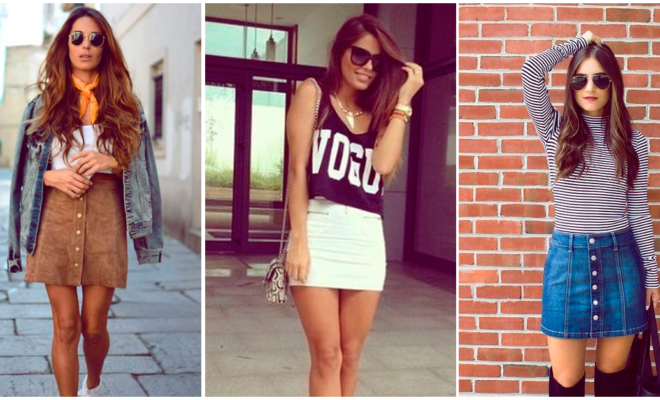 Lo que debes saber antes de usar minifalda