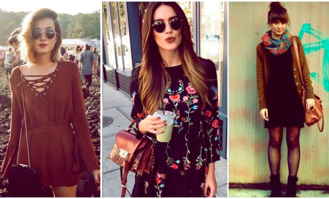 Outfits con vestidos que vas a amar