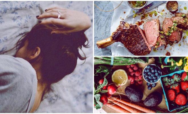 Reglas de alimentación que te ayudarán si te sientes agotada todo el tiempo