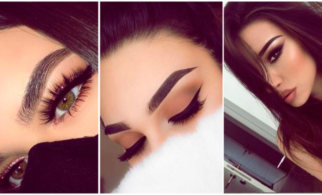 Aprende a agrandar tus ojos en muy pocos pasos de makeup