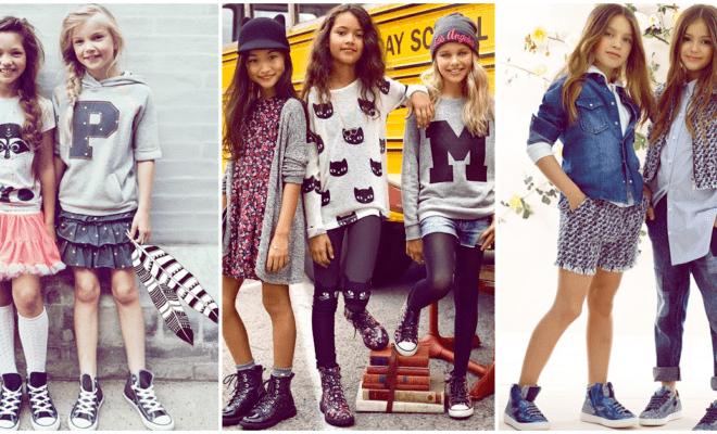 Los mejores outfits para las chicas teens