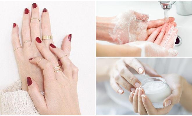 Cuidados que debes darle a tus manos para mantenerlas super suaves