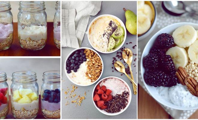 Desayunos altos en proteínas y super rápidos de preparar