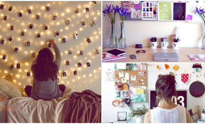 Aprende a decorar tu cuarto con estos fáciles consejos