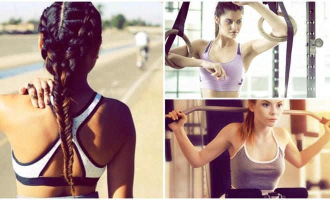 Esto es lo mejor que puedes hacer por tu cabello después de entrenar