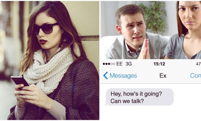 Las mejores respuestas para alejar a tu ex de una vez por todas