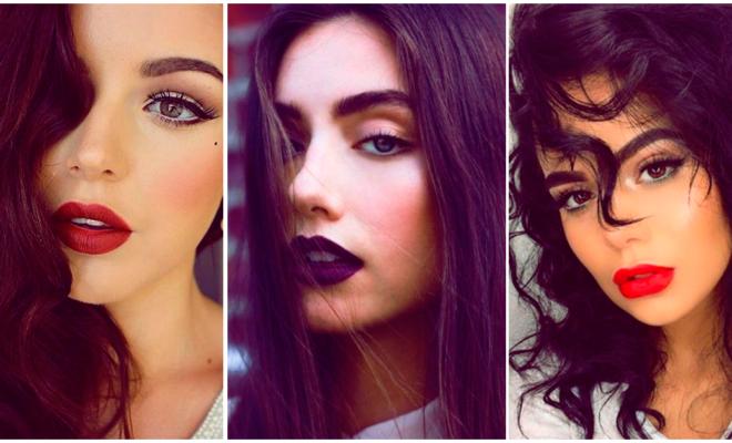 Estos son los labiales más bonitos para las chicas morenas esta temporada