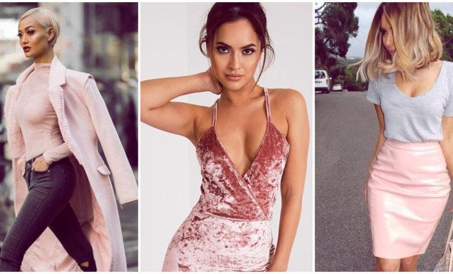 7 formas de llevar el rosa para lucir sexy