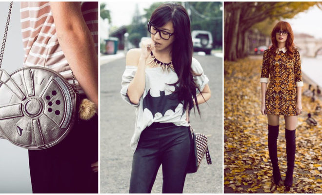 Geek chic fashion, una moda diferente y divertida